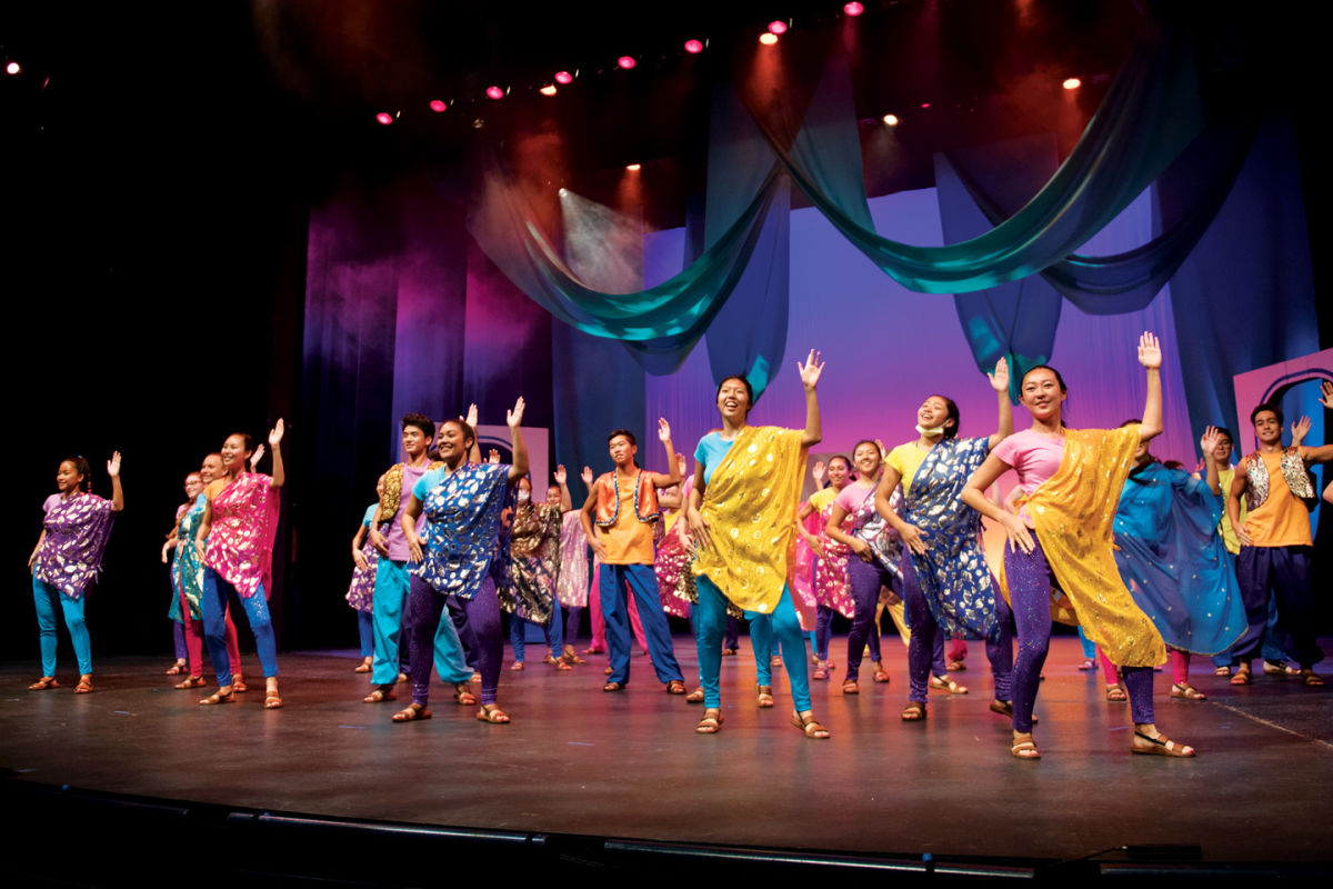 Variety Show Oh The Places We Ll Go Article