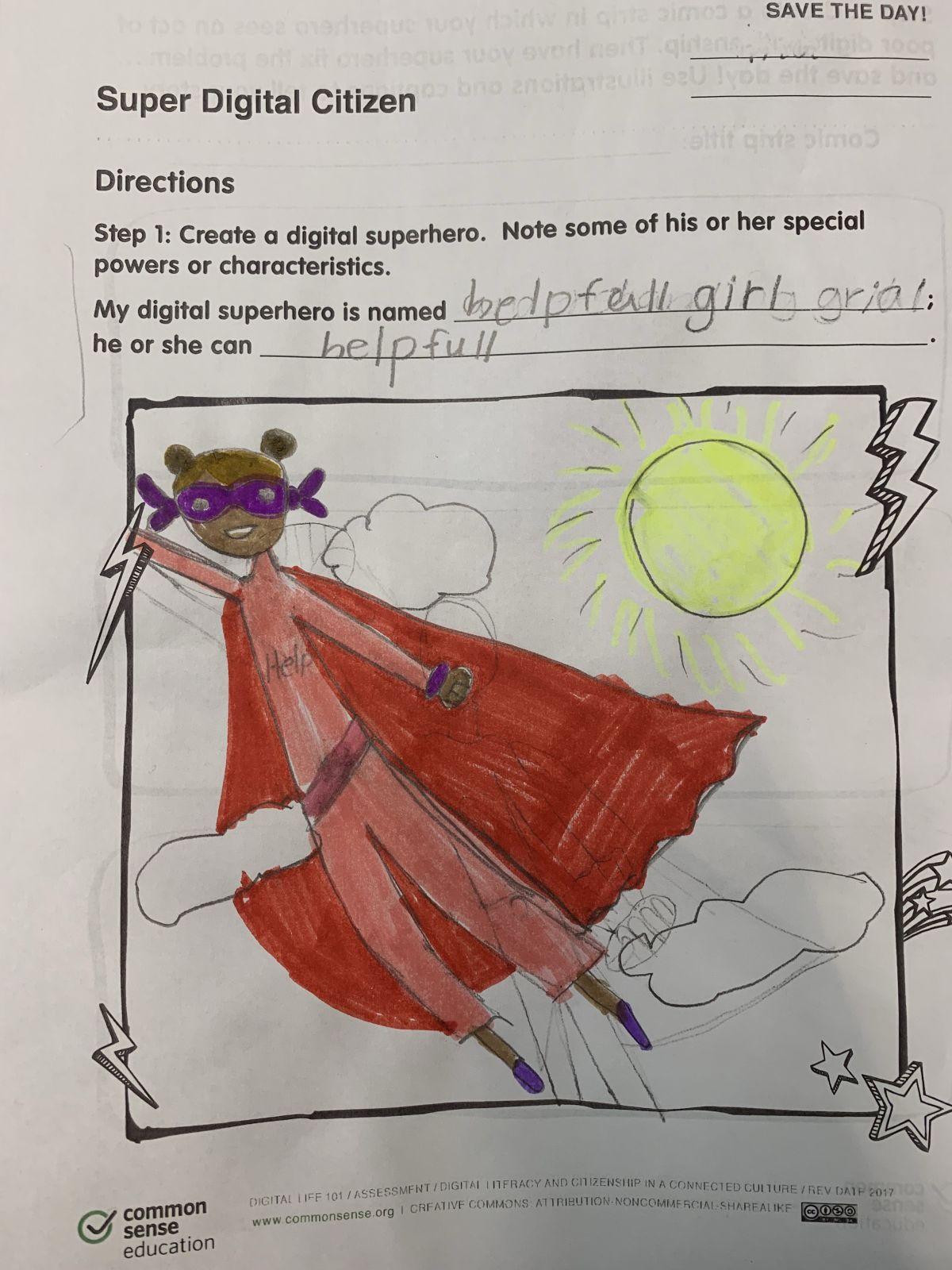 Digital Citizenship in 3rd Grade | Article