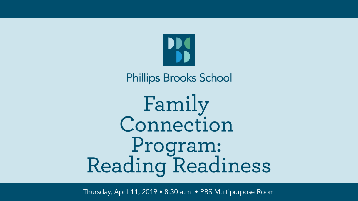 Family Connection Program: Reading Readiness | Video Post