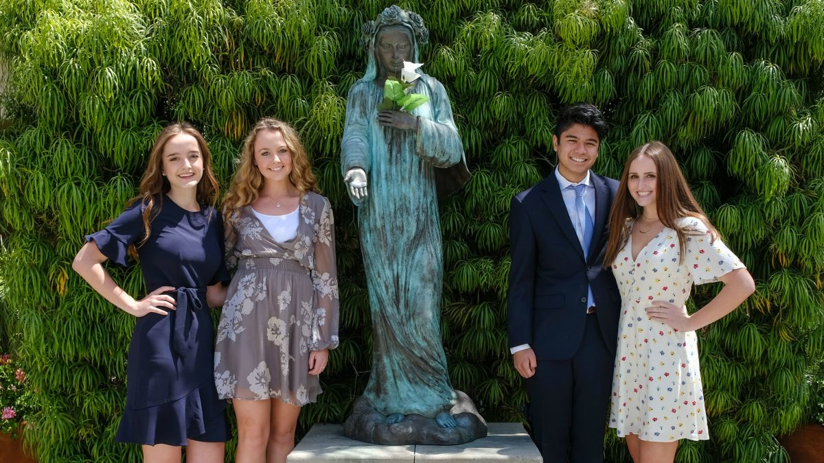 Meet The 2019 2020 Asb Leadership Team Campus News