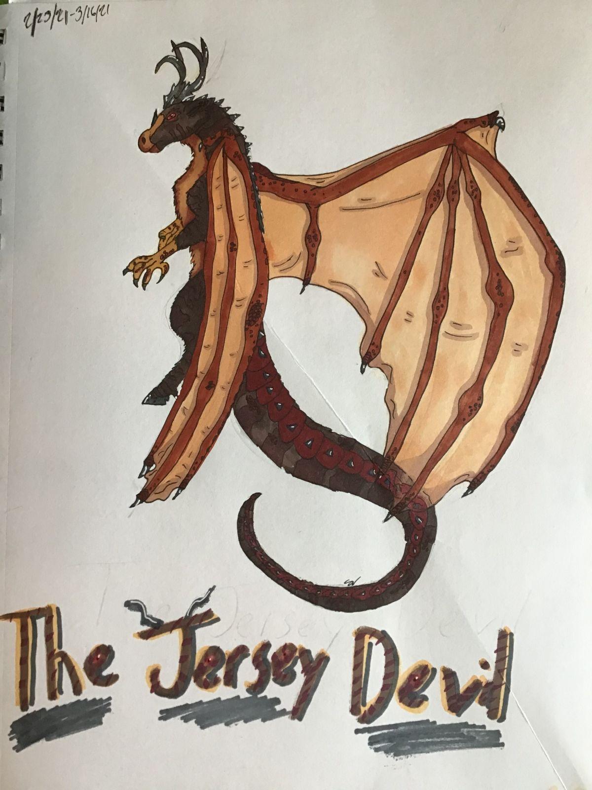The Legend of The New Jersey Devil | Talon Post Open