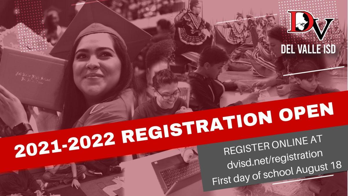 Student Registration - Del Valle Independent School District