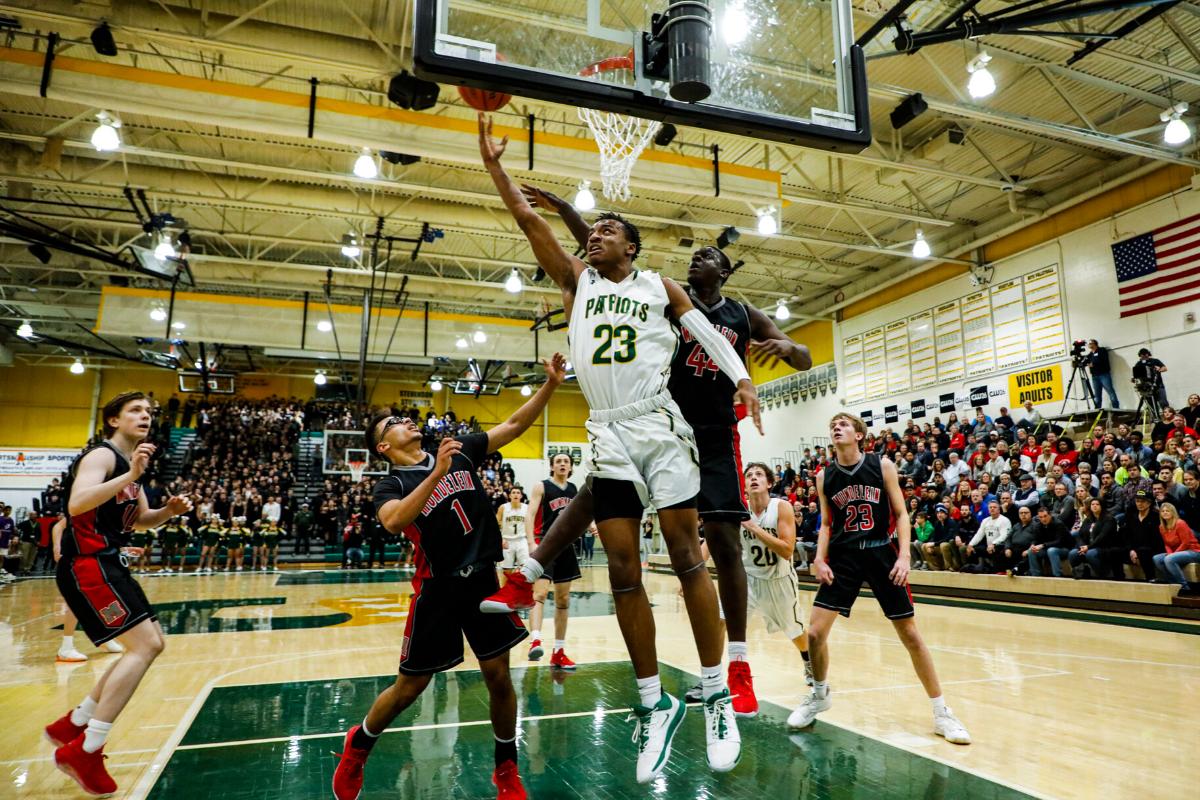 Basketball Stevenson High School