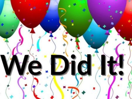 We Did It! | Alex's Letters - Quaker School at Horsham