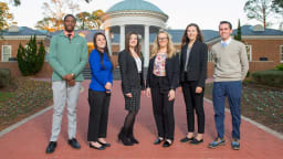 CCU Dryer Fellows 2019