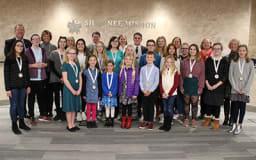 Shawnee Mission Recognizes Shawnee Mission Area Council PTA
