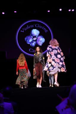 Fundraising Through Fashion, Feminism by Amanda Wells Lovrien '95