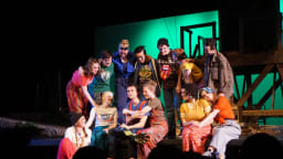 Northwest Catholic Dramateurs presents Godspell.