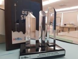 NWC Robotics won the 2019 Highest Rookie Seed Award