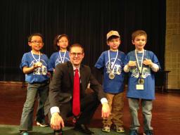 1st and 2nd Grade Math Olympiad - Palos Community