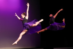 Dancers in the Performing Arts Showcase