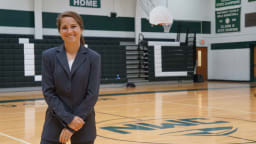 Ashley Mara appointed Athletic Director.