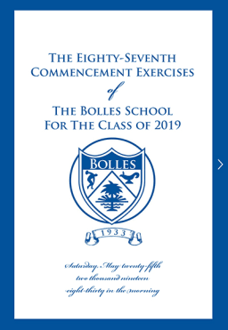 Class of 2019 College Attendance - The Bolles School