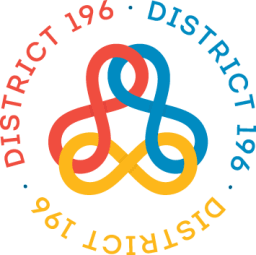 Visit the District 196 website