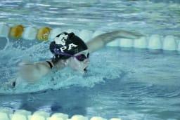Cougar Swim