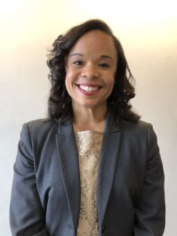 Nicole Carter, Principal of Novi High School