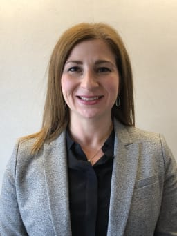 Katy Dinkelmann, Assistant Principal Novi High School