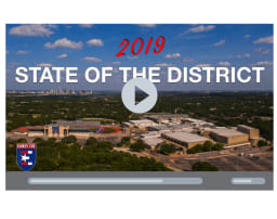 Watch 2019 State of the District
