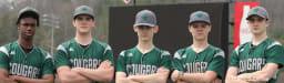 Cornerstone Prep Senior Baseball Players