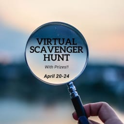 Cornerstone Prep Virtual Scavenger Hunt