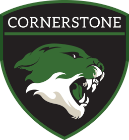 Cornerstone Athletic Cougar Crest