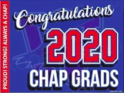 Support 2020 Grads, buy a yard sign