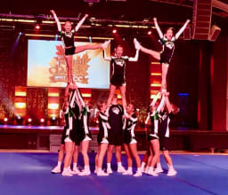 Cornerstone Competition Cheer
