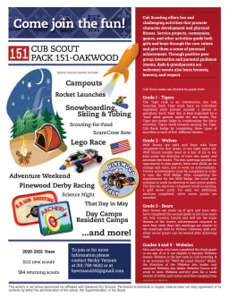 First page of the PDF file: 2020-21CubScoutFlyer1