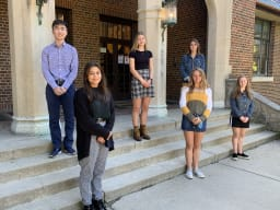 2020 OHS Commended Students