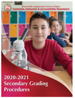 First page of the PDF file: 2020-2021_SecondaryGradingProcedures