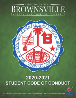 First page of the PDF file: 2020-2021_StudentCodeofConduct_ENGL