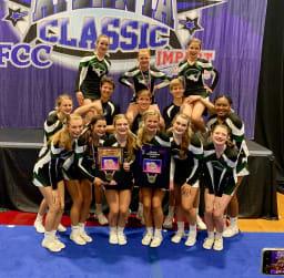 Cornerstone Prep Co-Ed Cheer  FCC Classic Grand Champions
