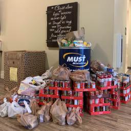 Cornerstone Prep MUST Ministry Donations 2020