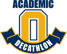 Oakwood Academic Decathlon logo