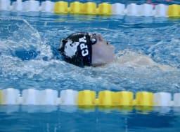 Cornerstone Swimmer
