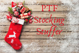 PTF Stocking Stuffer