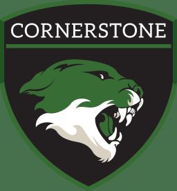 Cornerstone Prep Athletic Crest