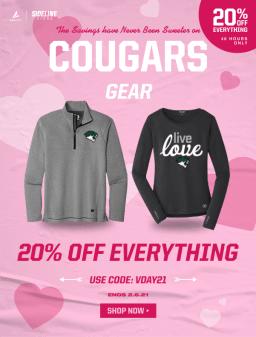 20% off Cornerstone Athletic Wear