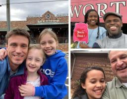 Cornerstone Daddy Daughter Challenge 2021