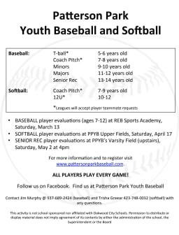 First page of the PDF file: PPYB2021schoolflyeroakwood