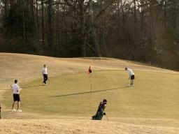 Cornerstone Prep Golf March 2021