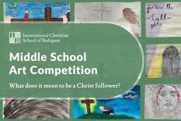 Video Thumbnail of Middle School Art Competition