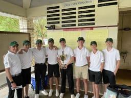 Cornerstone Prep Golf Team Places 1st In Region