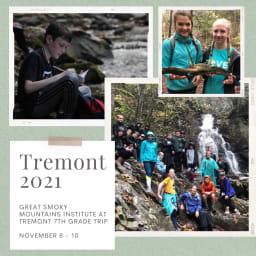 Cornerstone Annual Tremont Trip 2021