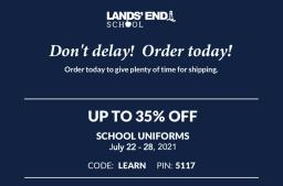 35% Land