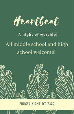 Heartbeat Worship 2021-22