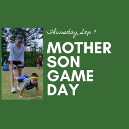 Mother Son Game Day 2021