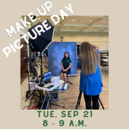 Make-Up Picture Day 2021