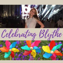 Cornerstone Celebrates Blythe Speer
