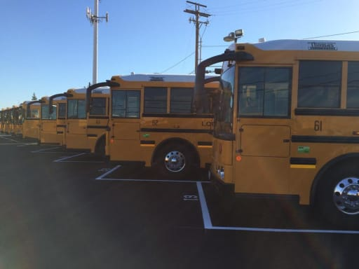Transportation - Lodi Unified School District